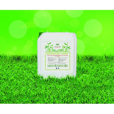 Макроудобрение AGROGLASS Монофосфат калия (0,5 л)