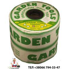 Капельная лента  щелевая Garden Tools 20см 6 mil (1000м)