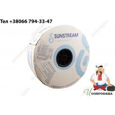 Капельная лента эмиттерная Sunstream 20см 6 mil (2500м) 1.6 л/ч