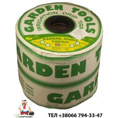 Капельная лента  щелевая Garden Tools 45см 6 mil