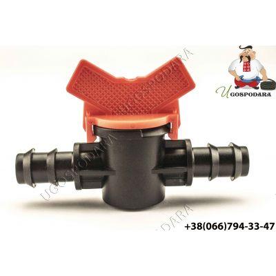 Кран соединительный (труба-труба) Santehplast