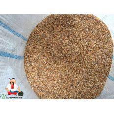 Ракушка кормовая для перепелов (фракция  0-0,5 мм) 30 кг