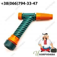 """Пистолет с регулируемым распылителем (цанга 3/4"""") SLD"""