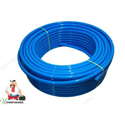 Труба ПВД первичка синяя (10 атм)