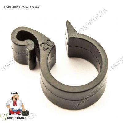 Кольцо подвесное (крючок) d20 мм