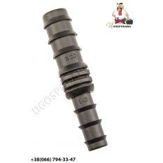 Соединение 20мм -16мм для капельной трубки