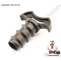 Заглушка торцевая для трубки d 16 мм Santehplast