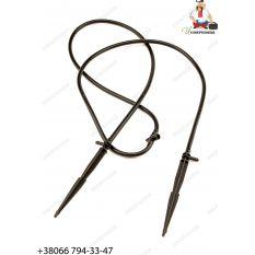 Капельница - две спицы прямые (мягкая трубка)