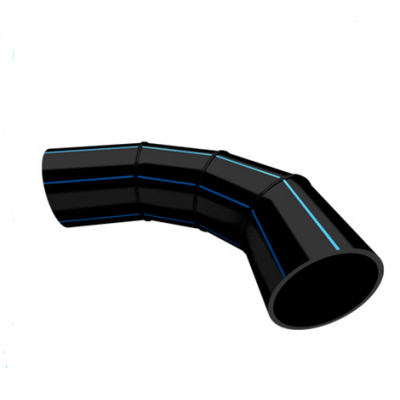 Колено сварное SDR 17 (90)