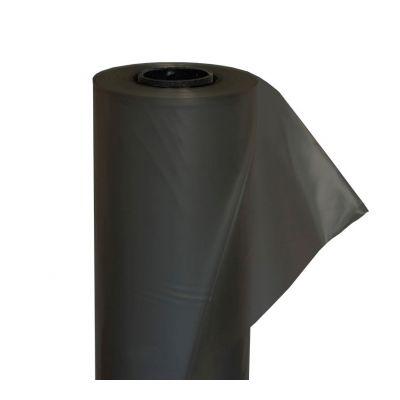 Пленка черная стабилизированная 120 мкм, 8,5х60 м