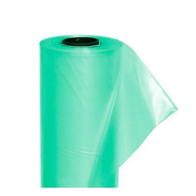 Пленка тепличная (рукав) 120 мкм, 6х50 м (зеленая,3 года)