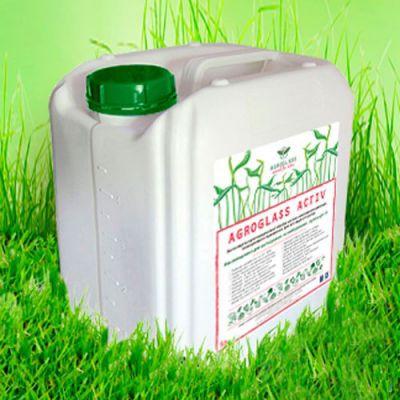 Удобрение бесхлорное органическое Калий AGROGLASS К36 (10 л)